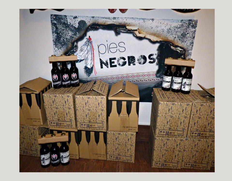 Cerveza Pies Negros